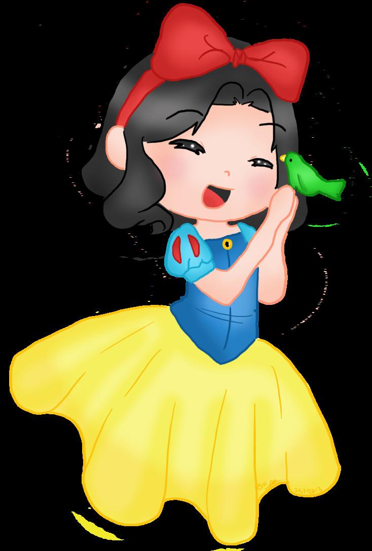 7 Zwerge Clipart Einzigartig Chibi Snow White by Ruzovymonster Blancanieves Fotos