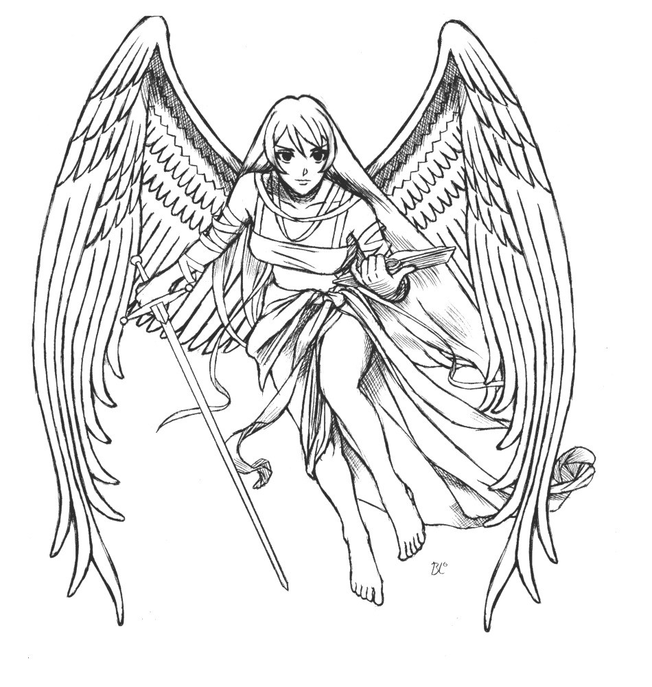 Adler Zeichnungen Zum Ausmalen Genial Ausmalbilder Anime Engel 288 Malvorlage Alle Ausmalbilder Kostenlos Sammlung
