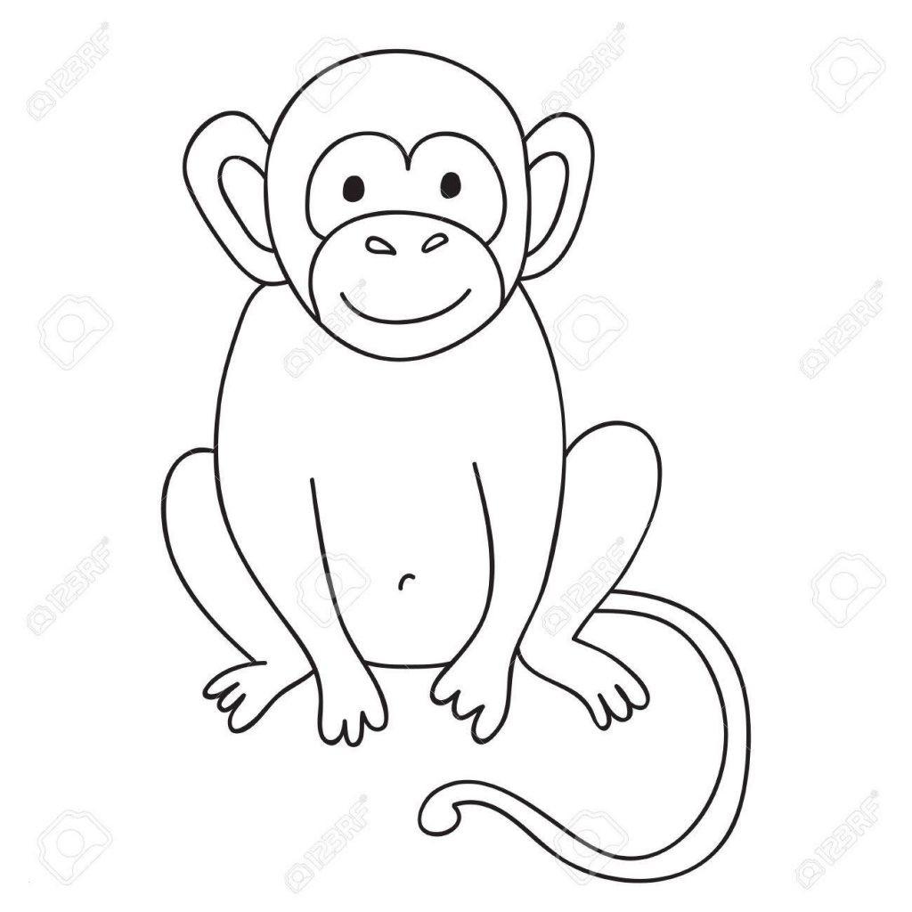 Bibi Und Tina Ausmalbilder Kostenlos: Affen Zum Ausmalen Einzigartig Bilder Zum Ausmalen
