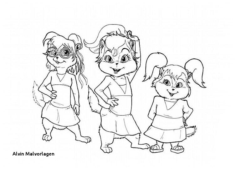 Alvin Und Die Chipmunks Ausmalbilder Einzigartig 28 Alvin Malvorlagen Bilder