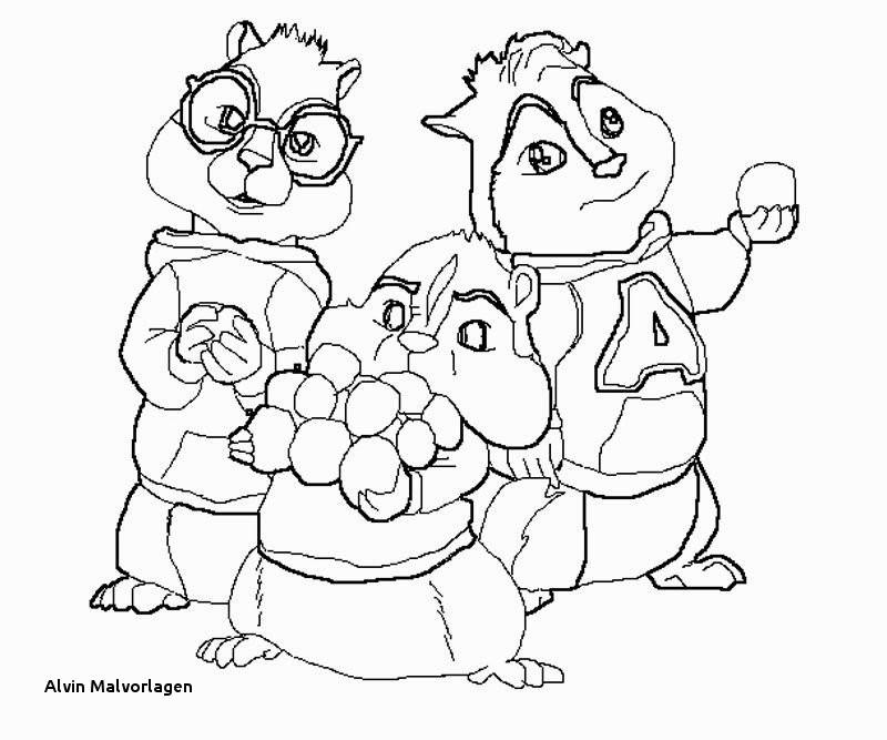 Alvin Und Die Chipmunks Ausmalbilder Einzigartig 28 Alvin Malvorlagen Stock