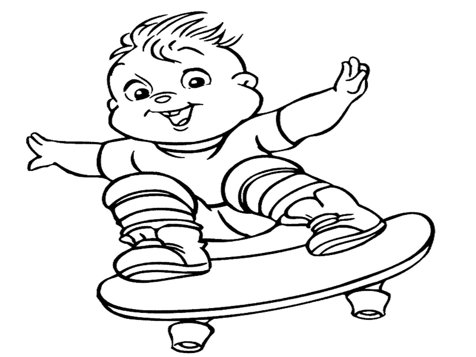 Alvin Und Die Chipmunks Ausmalbilder Einzigartig Malvorlagen Fur Kinder Ausmalbilder Chipmunks Kostenlos Page 3 Sammlung