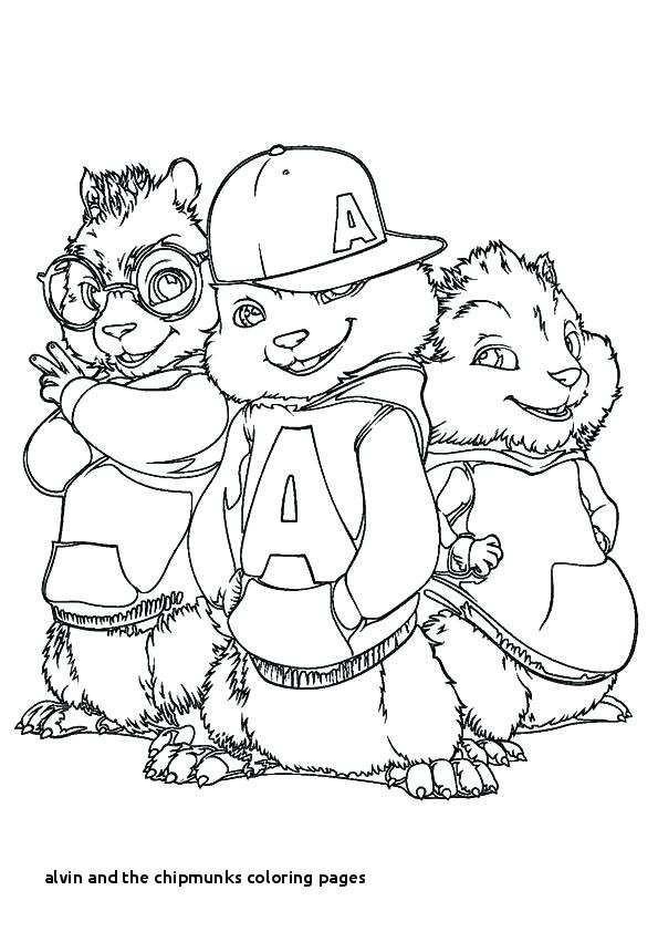 Alvin Und Die Chipmunks Ausmalbilder Frisch Chipmunk Coloring Pages Fresh 15 Best Chipmunk Coloring Pages Stock Galerie