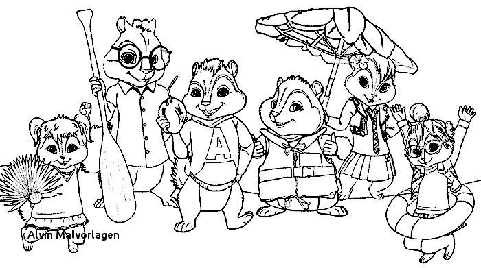 Alvin Und Die Chipmunks Ausmalbilder Inspirierend 28 Alvin Malvorlagen Galerie