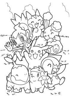 Anime Ausmalbilder Chibi Das Beste Von 22 Besten Pokemon Ausmalbilder Bilder Auf Pinterest Bild