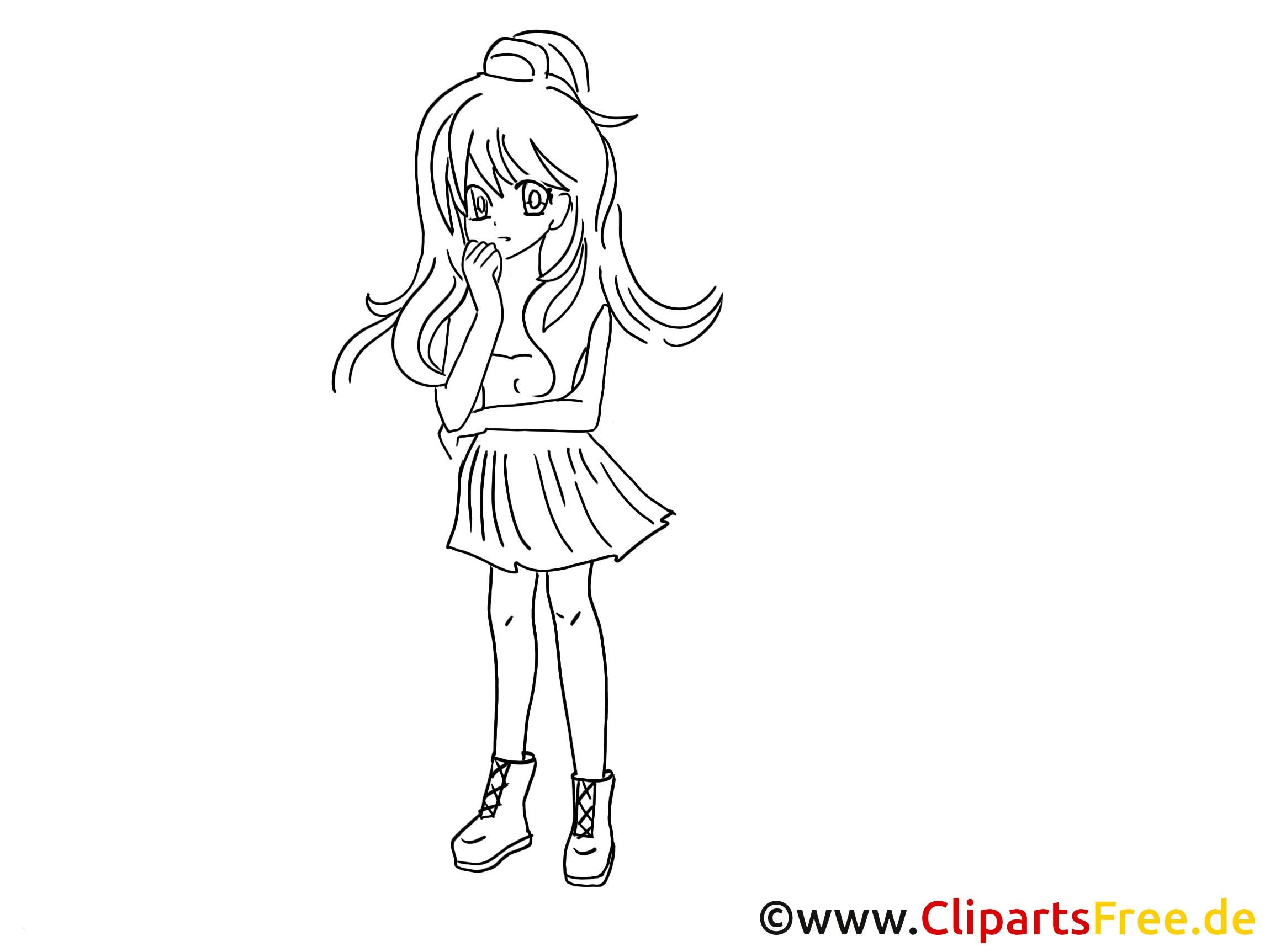 Anime Ausmalbilder Chibi Einzigartig Ausmalbilder Anime Und Manga Malvorlagen Kostenlos Zum Ausdrucken Stock