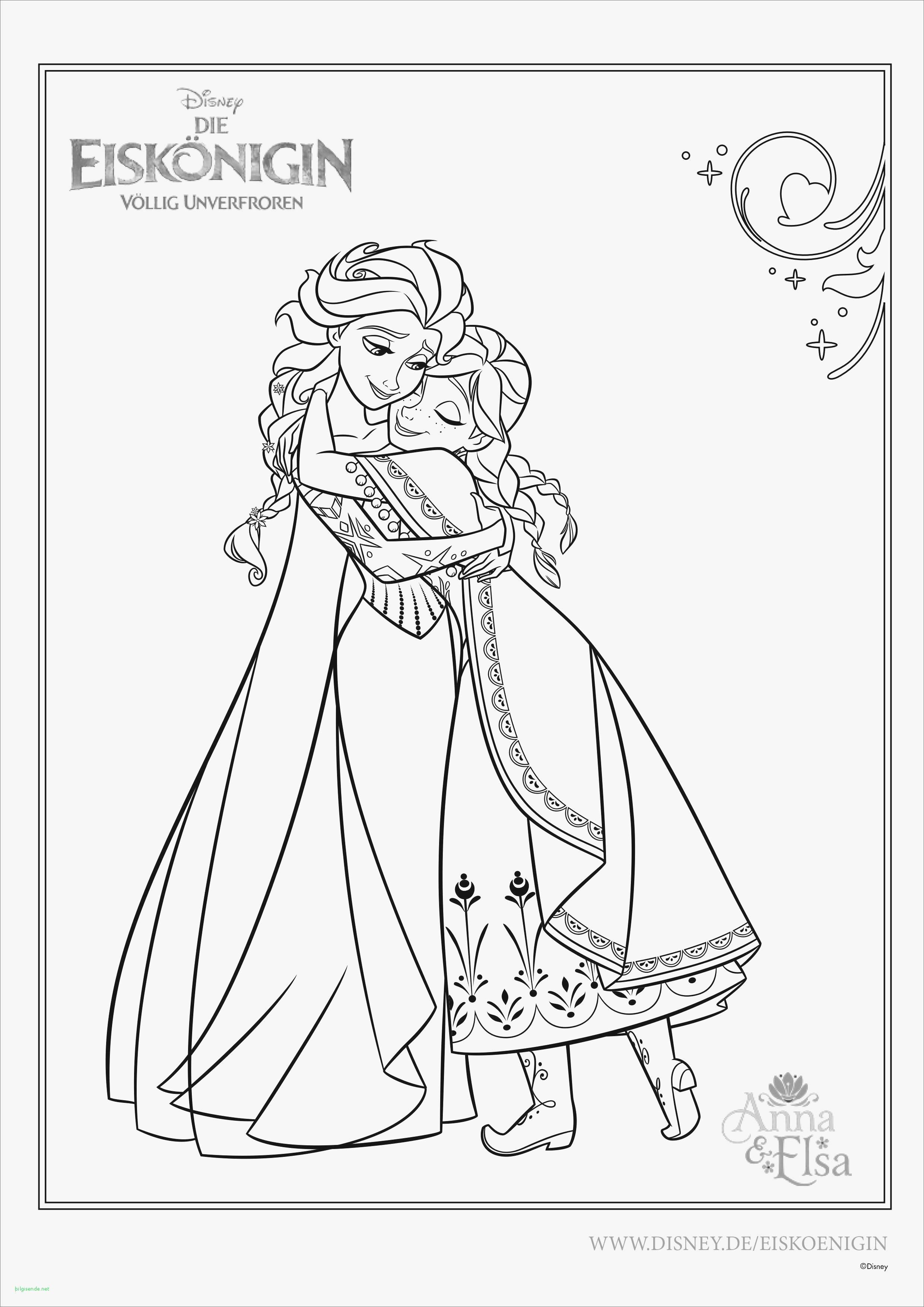 Anna Elsa Ausmalbilder Inspirierend Anna Elsa Olaf Ausmalbilder Luxus 40 Frozen Elsa Malvorlagen Fotografieren