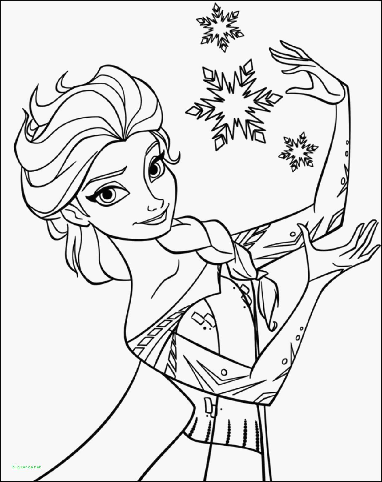 Anna Und Elsa Ausmalen Genial 40 Frozen Elsa Ausmalbilder forstergallery Das Bild