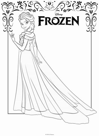 Anna Und Elsa Ausmalen Genial Elsa Zum Ausmalen Frais 47 Luxus Lager Von Anna Und Elsa Das Bild