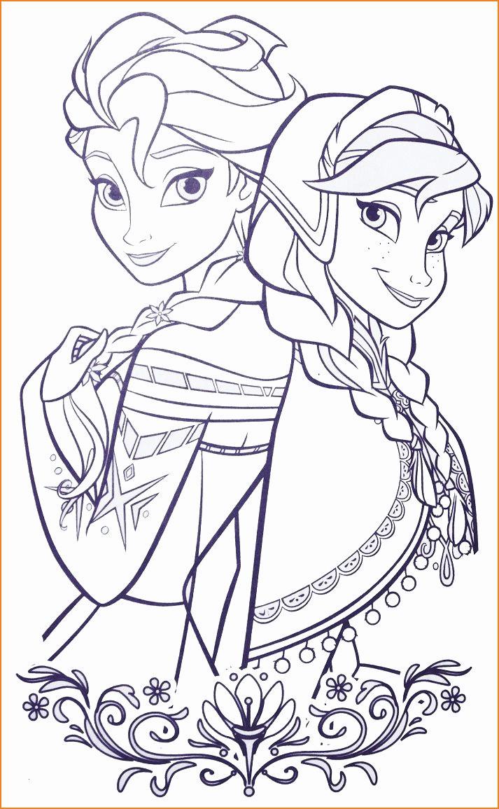 Anna Und Elsa Ausmalen Inspirierend Anna Und Elsa Ausmalbilder Zum Ausdrucken Fotos Disney Ausmalbilder Galerie