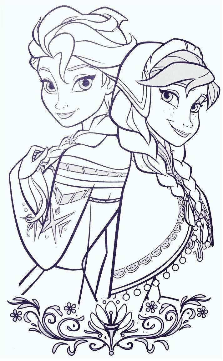 Anna Und Elsa Malvorlagen Frisch 37 Beautiful Coloriage Olaf Et Elsa Coloriage Kids Fotografieren