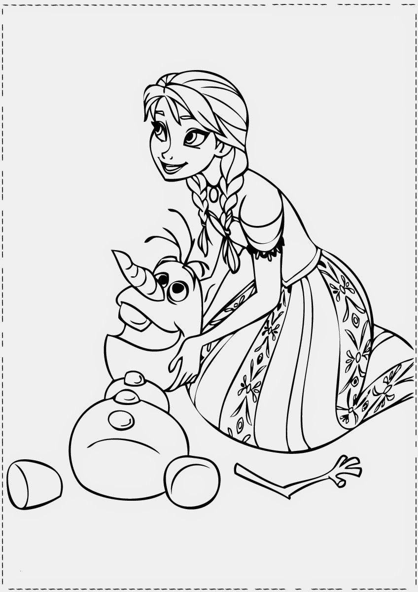 Anna Und Elsa Malvorlagen Inspirierend Eine Sammlung Von Färbung Bilder Ausmalbilder Prinzessin Elsa Stock