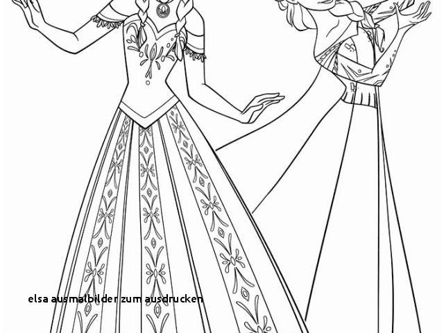 Anna Und Elsa Zum Ausmalen Frisch Elsa Ausmalbilder Zum Ausdrucken 35 Frozen Ausmalbilder Zum Bild