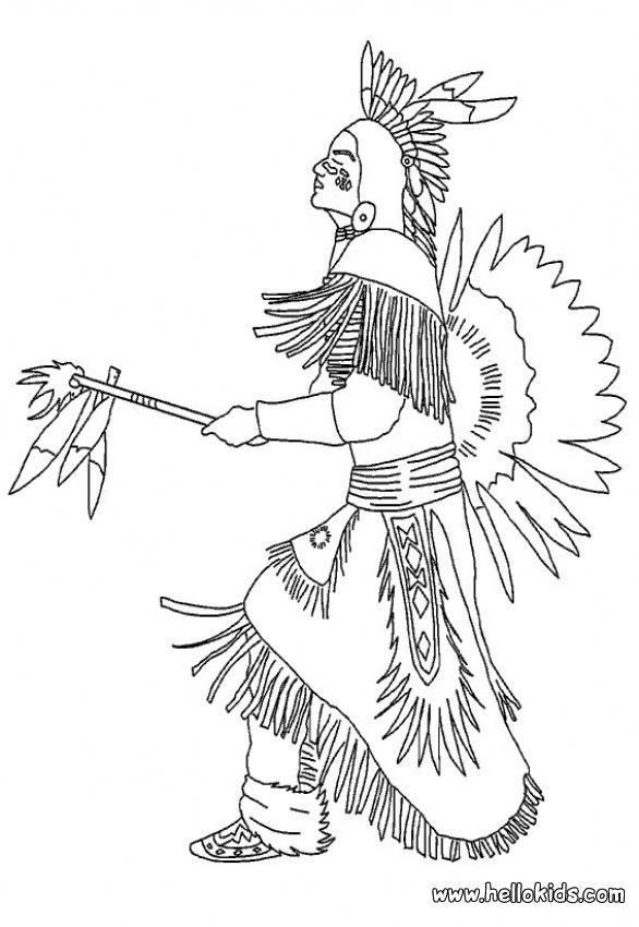 Anspruchsvolle Mandalas Zum Ausdrucken Genial Indianerh Uptling Zum Ausmalen Coloring Book Fotos