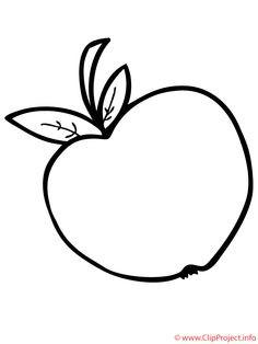 Apfel Zum Ausmalen Genial Die 68 Besten Bilder Von Apfel In 2018 Sammlung