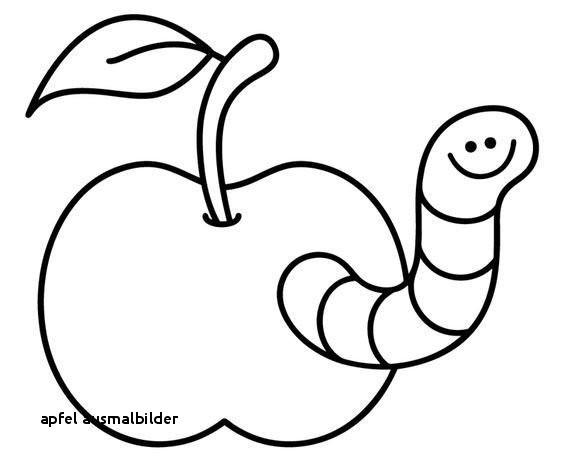 Apfel Zum Ausmalen Neu 23 Apfel Ausmalbilder Colorbooks Colorbooks Fotos