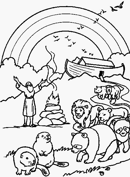 Arche Noah Ausmalbild Neu Ausmalbild Arche Noah Arche Noah Stock