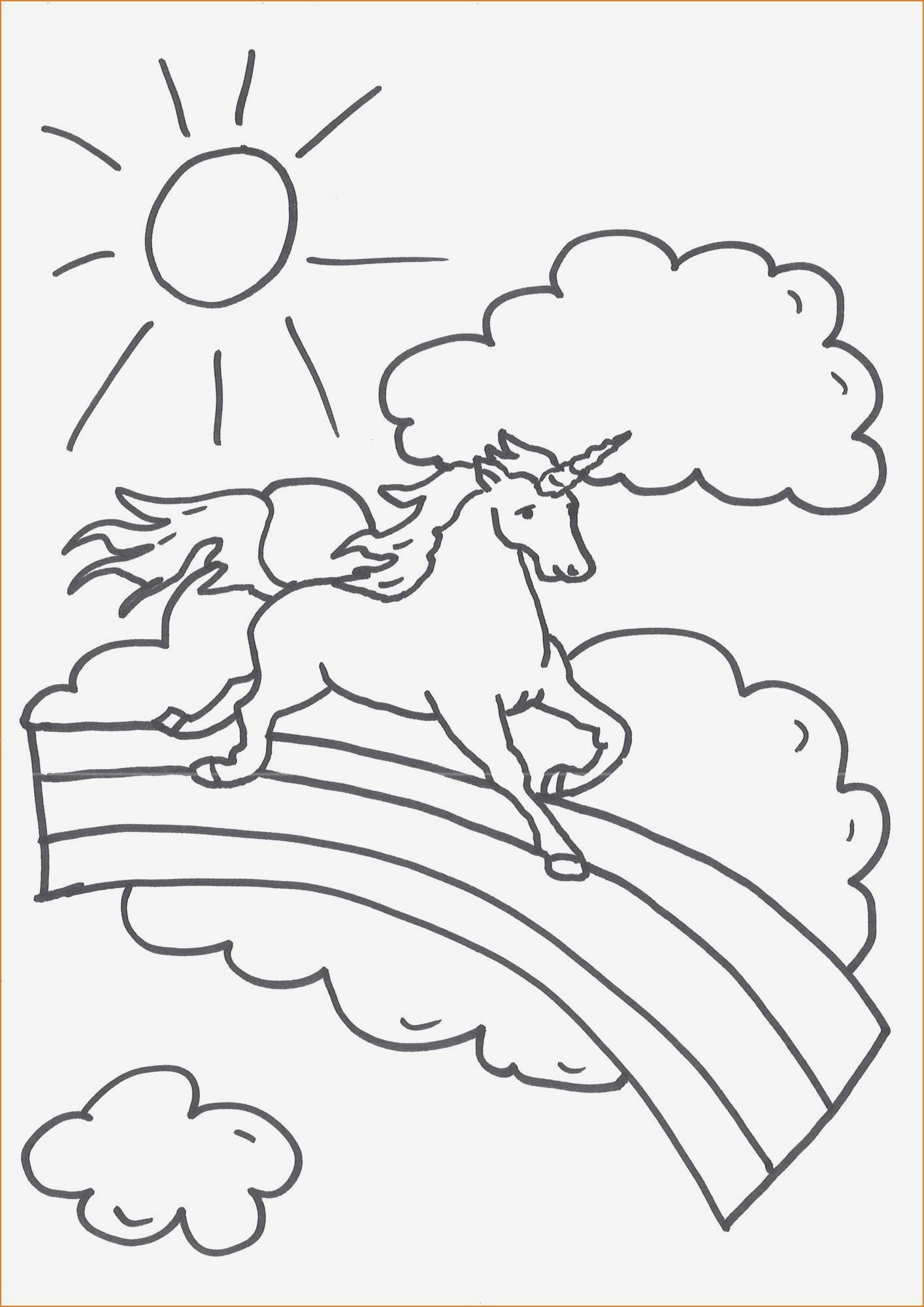 Arche Noah Regenbogen Ausmalbild Frisch De Part 71 Galerie