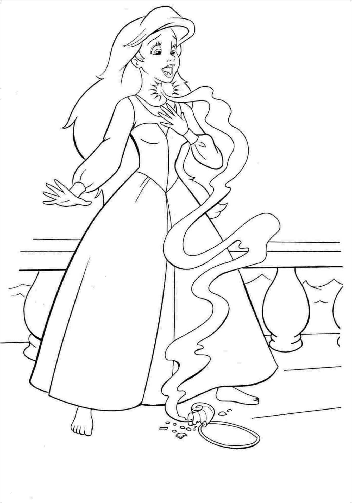 Arielle Ausmalbilder Zum Drucken Kostenlos Frisch Arielle Die Meerjungfrau Ausmalbild Vorstellung Ausmalbilder Fotos