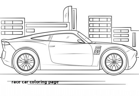 Race Car Coloring Page Car Coloring Pages Inspirational Ausmalbilder