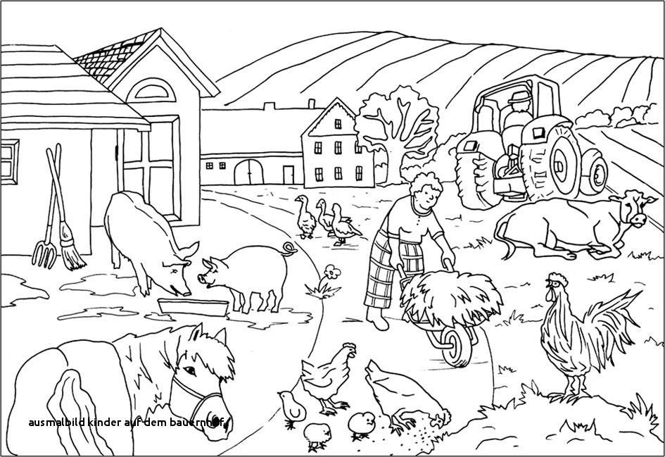 Ausmalbild Bauernhof Tiere Einzigartig Ausmalbild Kinder Auf Dem Bauernhof 32 Ausmalbilder Autos Bilder