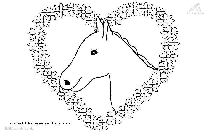 Ausmalbild Bauernhof Tiere Genial 24 Ausmalbilder Bauernhoftiere Pferd Colorprint Galerie