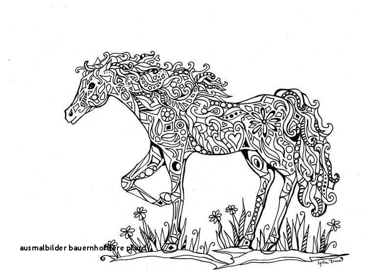 Ausmalbild Bauernhof Tiere Genial 24 Ausmalbilder Bauernhoftiere Pferd Colorprint Sammlung