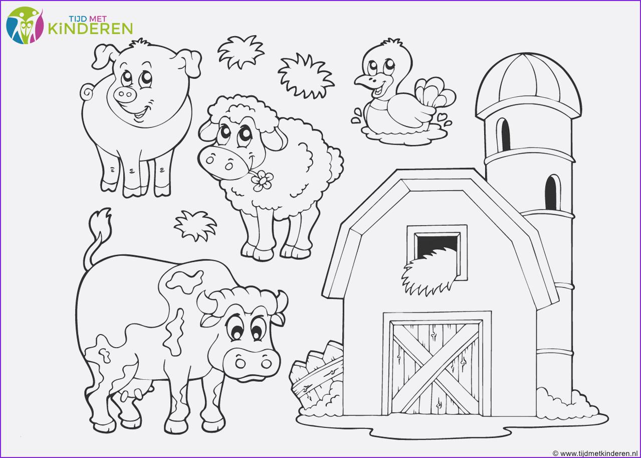 Ausmalbild Bauernhof Tiere Neu Bauernhoftiere Ausmalbilder Luxus 40 Ausmalbilder Zum Ausdrucken Sammlung