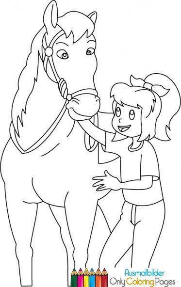 Ausmalbild Bibi Und Tina Auf Amadeus Und Sabrina Das Beste Von 50 Best Pferdeparty Images On Pinterest Bild