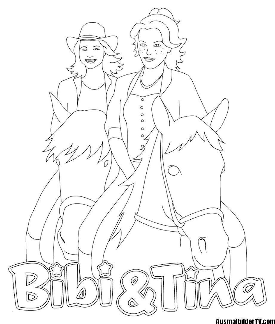 Ausmalbild Bibi Und Tina Auf Amadeus Und Sabrina Das Beste Von 50 Elegant Malvorlagen Bibi Und Tina 3 Beste Malvorlage Fotos