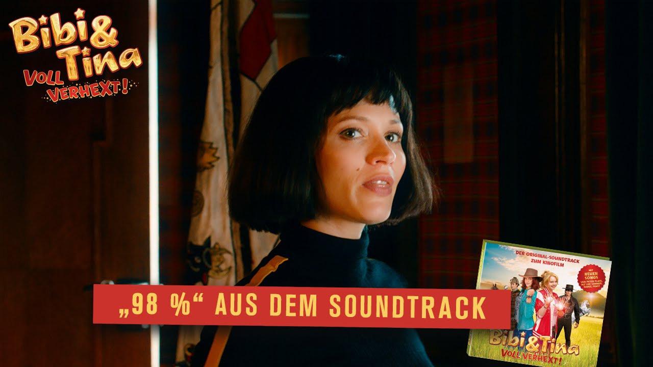 Ausmalbild Bibi Und Tina Auf Amadeus Und Sabrina Inspirierend Bibi & Tina 2 Voll Verhext 98 Prozent Fizielles Musikvideo Luxus Das Bild
