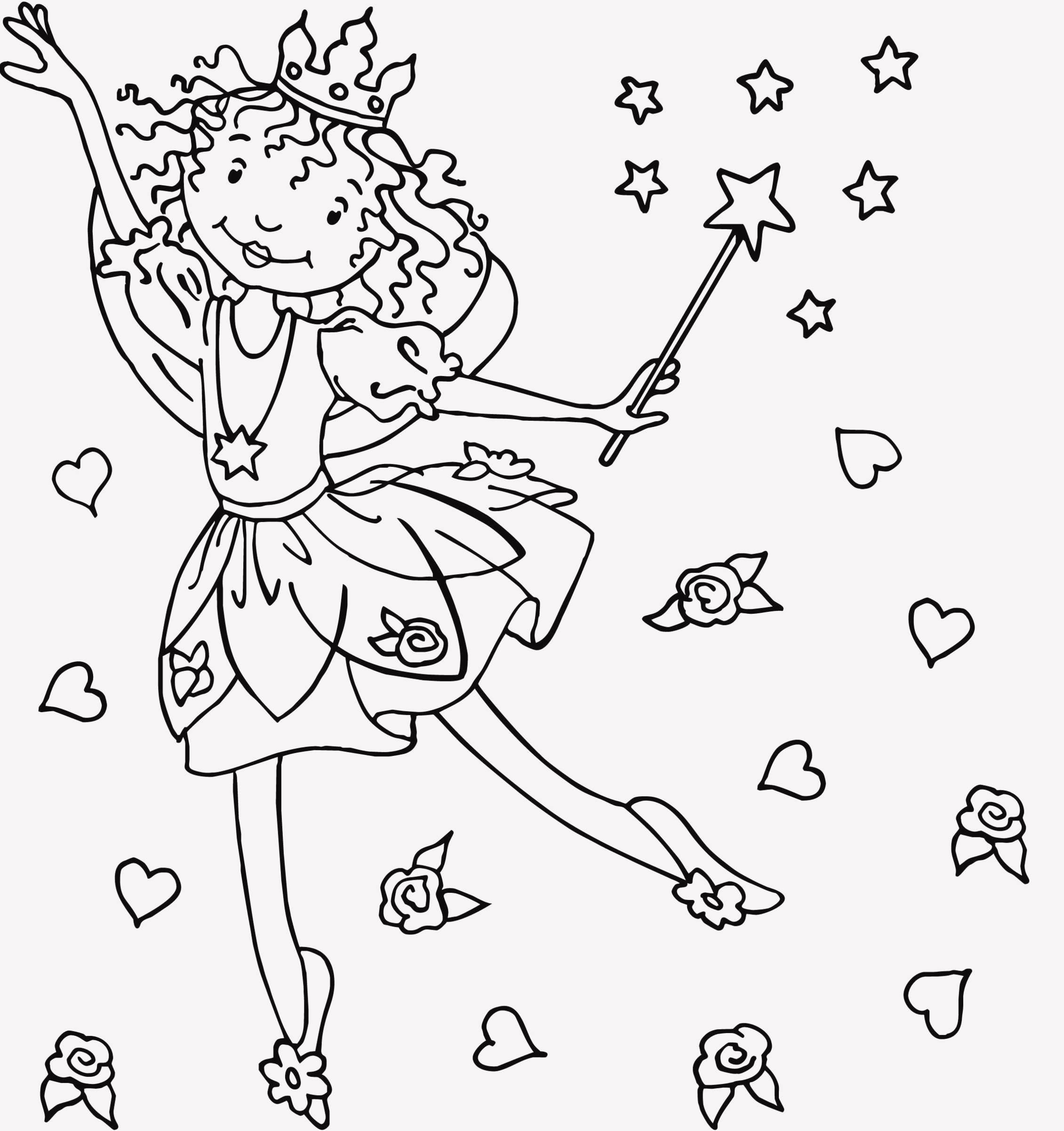 Ausmalbild Einhorn Mit Fee Frisch 25 Druckbar Ausmalbilder Prinzessin Lillifee Kleine Einhorn Schön Bild
