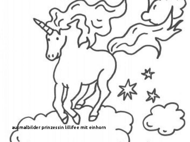 Ausmalbild Einhorn Mit Fee Genial 29 Ausmalbilder Prinzessin Lillifee Mit Einhorn Colorprint Bild