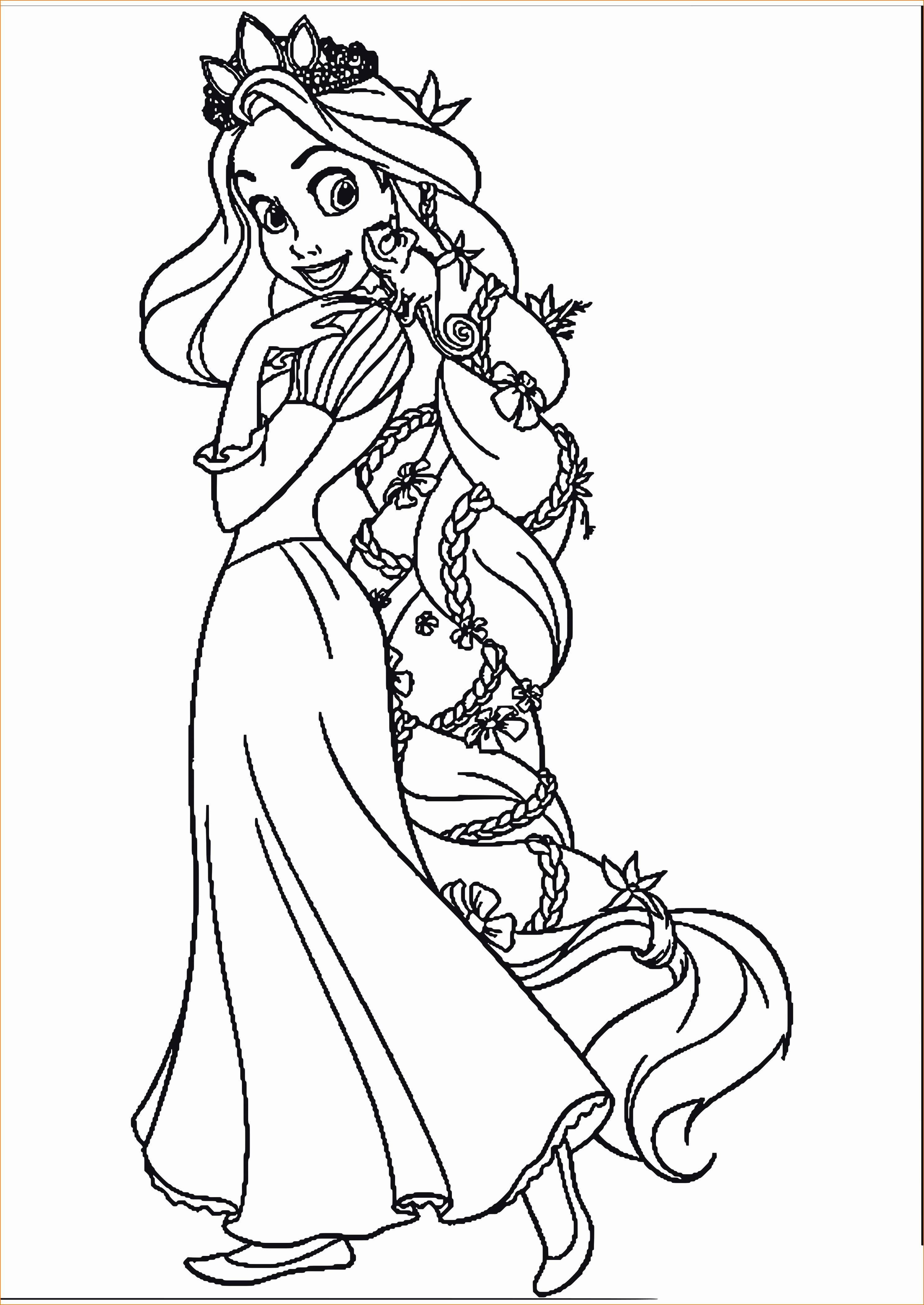 Ausmalbild Einhorn Mit Fee Genial Prinzessin Lillifee Malvorlage Galerie