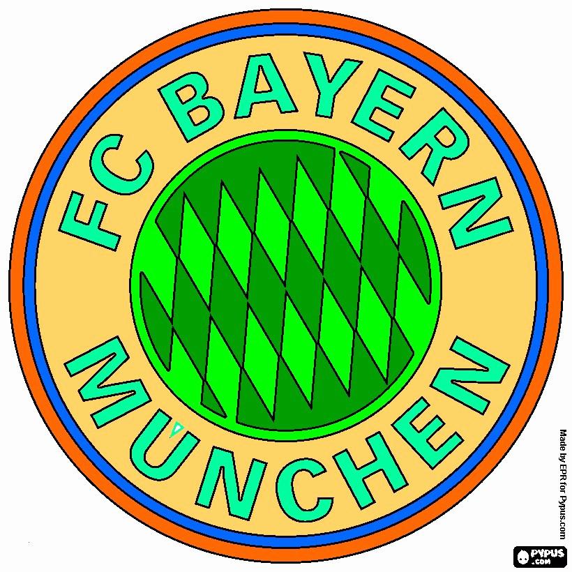 Ausmalbild Fc Bayern Neu Fc Bayern Logo Zum Ausdrucken Beispiele Bayern Ausmalbilder Bilder