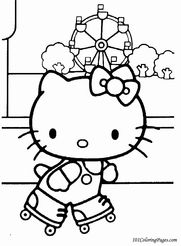 52 Architektur Ausmalbilder Hello Kitty Ausdrucken treehouse nyc