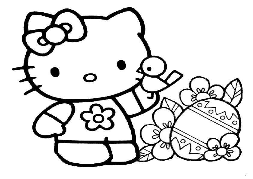 Ausmalbild Hello Kitty Einzigartig Ausmalbilder Hello Kitty Kostenlos Malvorlagen Zum Ausdrucken Das Bild