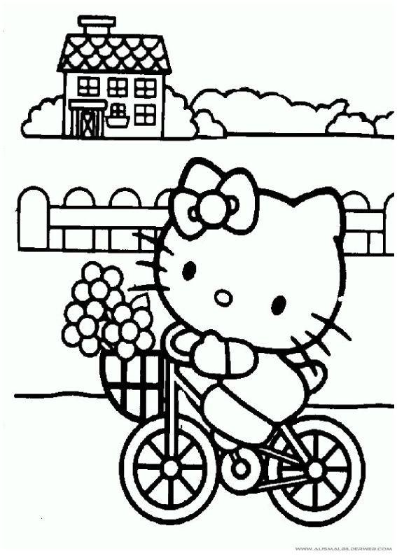 Ausmalbild Hello Kitty Einzigartig Ausmalvorlagen Ausmalbilder Hello Kitty 34 Das Bild