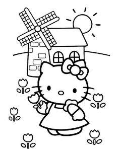 Ausmalbild Hello Kitty Frisch Die 53 Besten Bilder Von Hello Kitty Stock