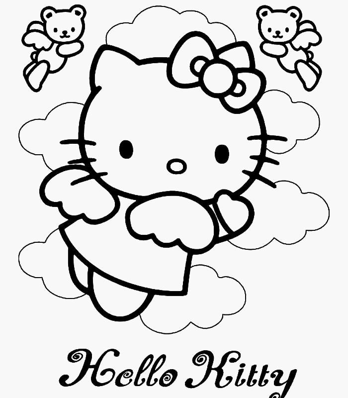 Ausmalbild Hello Kitty Genial Window Color Vorlagen Zum Ausdrucken Kostenlos Machen Gratis Sammlung
