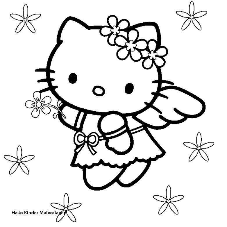 Ausmalbild Hello Kitty Neu 26 Hallo Kinder Malvorlagen Bilder
