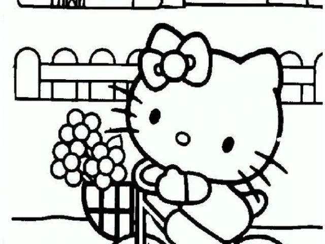 Ausmalbild Hello Kitty Neu Ausmalvorlagen Ausmalbilder Hello Kitty 34 Bilder