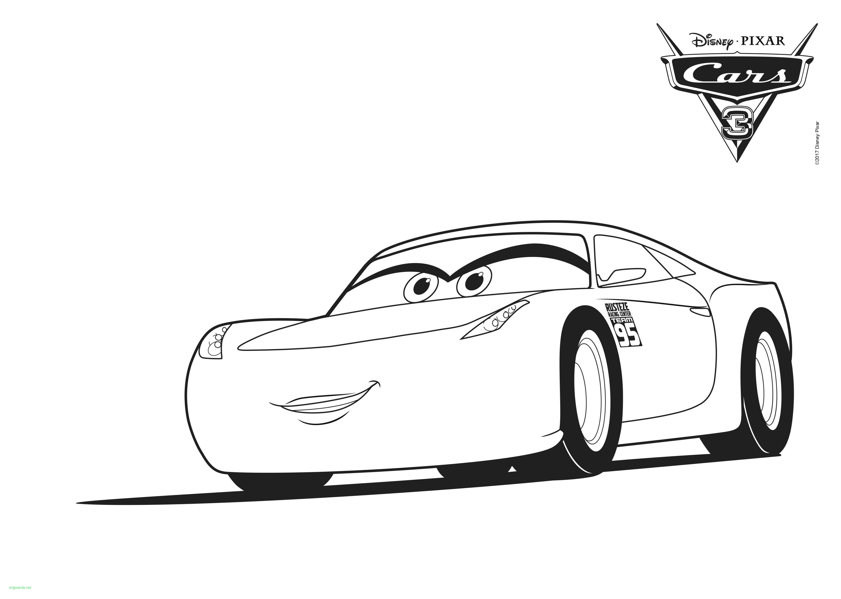 Ausmalbild Lightning Mcqueen Das Beste Von Beautiful Line Coloring Disney Cars Inspirierend Cars Ausmalbilder Galerie