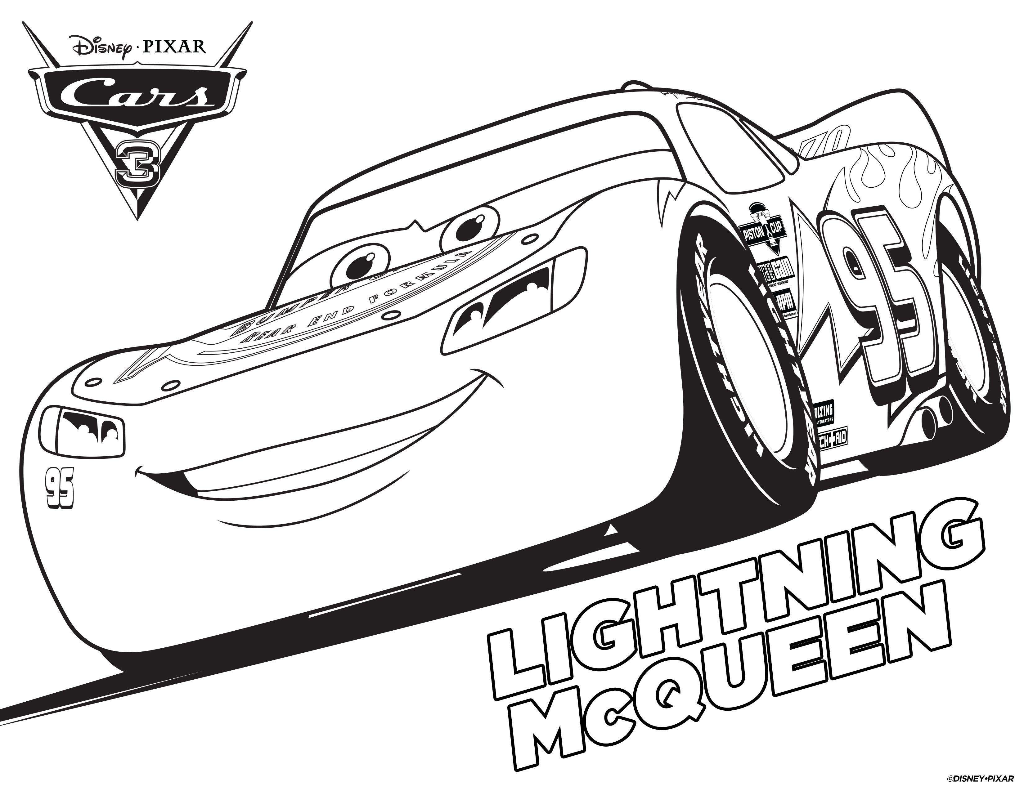 Ausmalbild Lightning Mcqueen Frisch Awesome Colouring Disney Cars Genial Cars Ausmalbilder Lightning Galerie