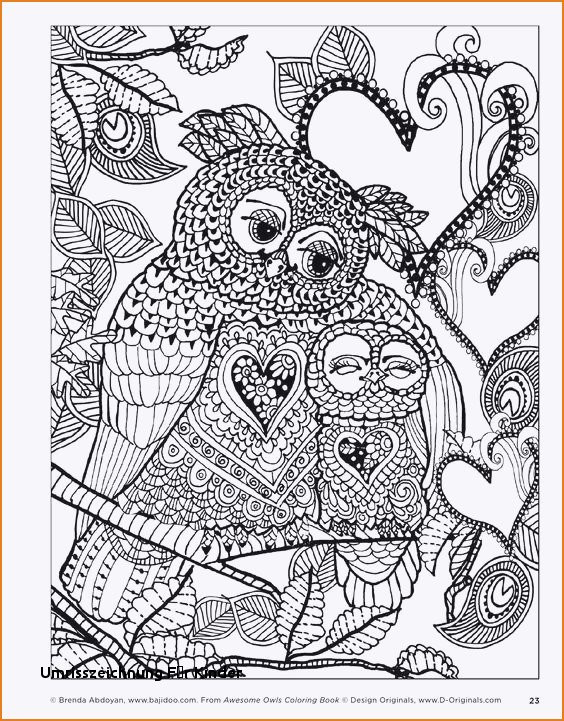 Ausmalbild Mandala Eule Inspirierend Umrisszeichnung Für Kinder 42 Ausmalbilder Mandala Fur Erwachsene Bilder