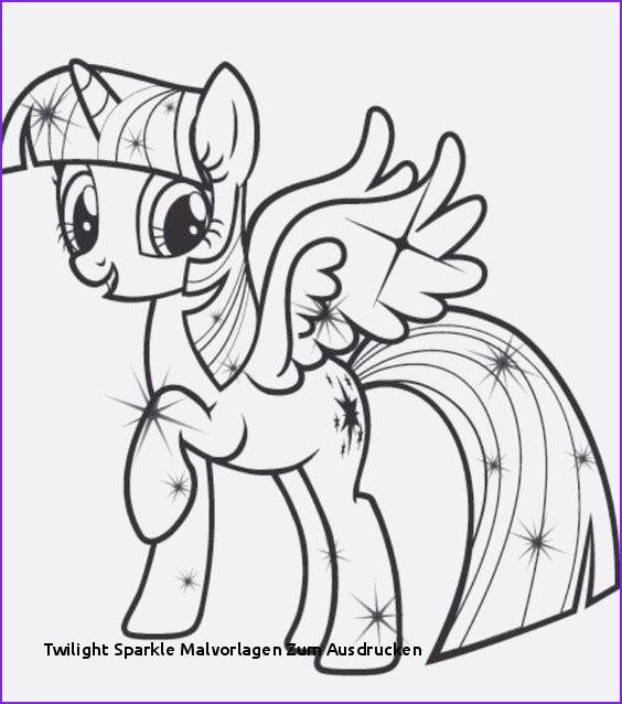Ausmalbild My Little Pony Einzigartig 22 Twilight Sparkle Malvorlagen Zum Ausdrucken Bild