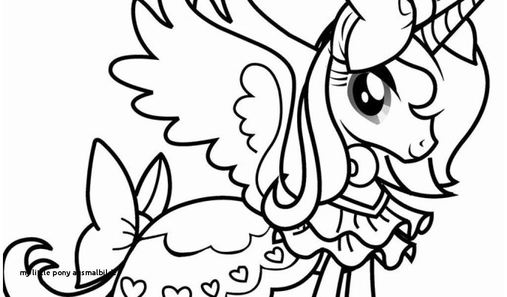 Ausmalbild My Little Pony Einzigartig 27 My Little Pony Ausmalbilder Colorprint Bild