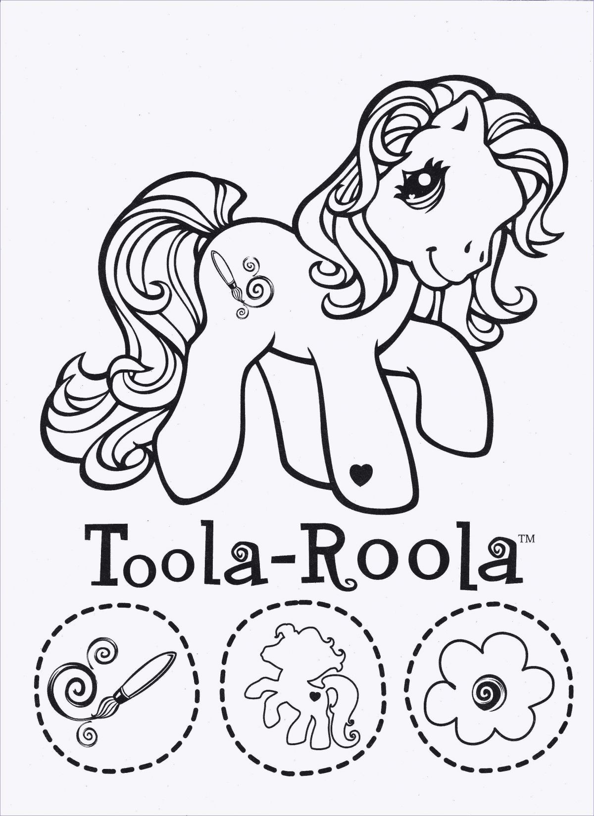 Ausmalbild My Little Pony Frisch My Little Pony Ausmalbilder Luna Fresh Ausmalbilder My Little Pony Galerie