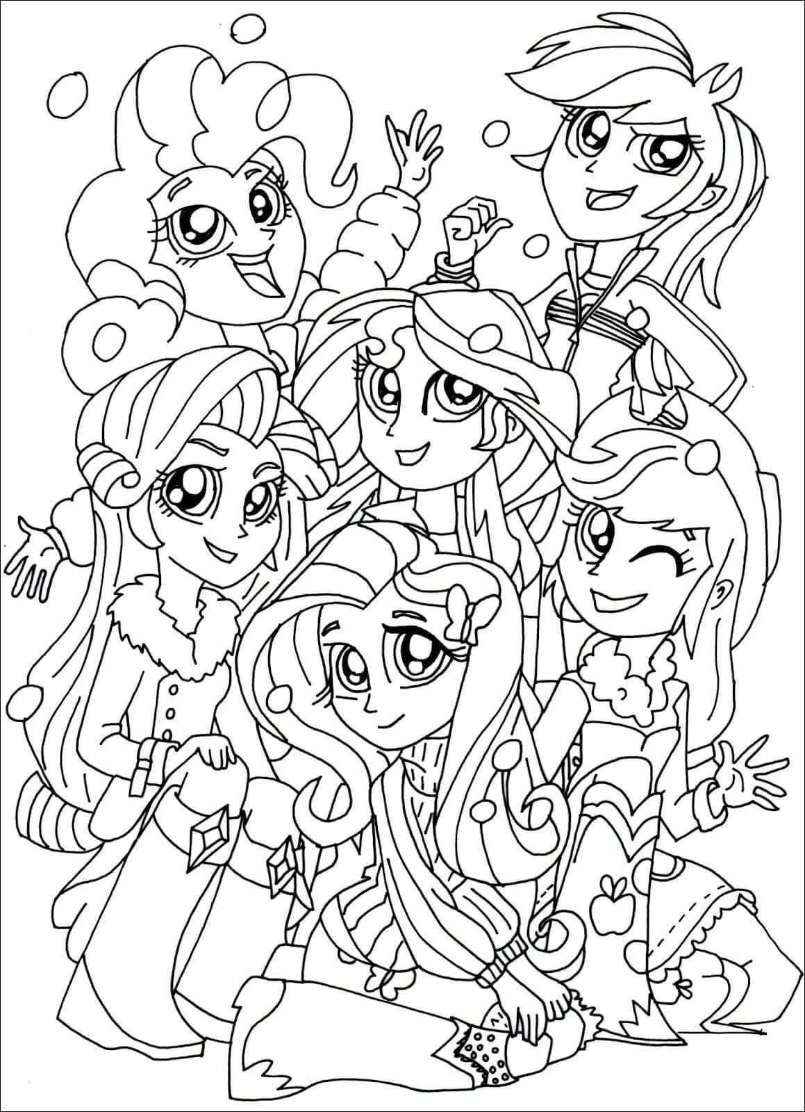 Ausmalbild My Little Pony Inspirierend Malvorlage My Little Pony Bild Ausmalbilder Babys Elegant Baby Bild