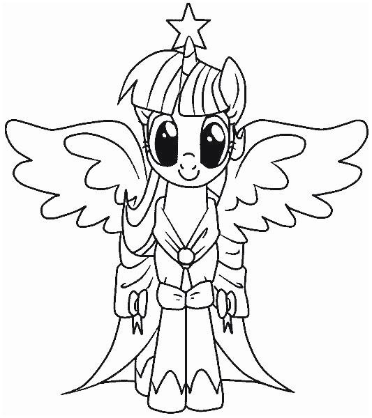 Ausmalbild My Little Pony Neu Cadence Best 33 Ausmalbilder My Little Pony Prinzessin Färbung Bilder
